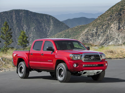 Toyota Tacoma Standard Resolution Wallpaper 9
