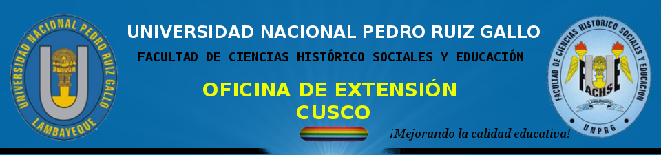 Oficina de Extensión - Cusco - UNPRG - FACHSE