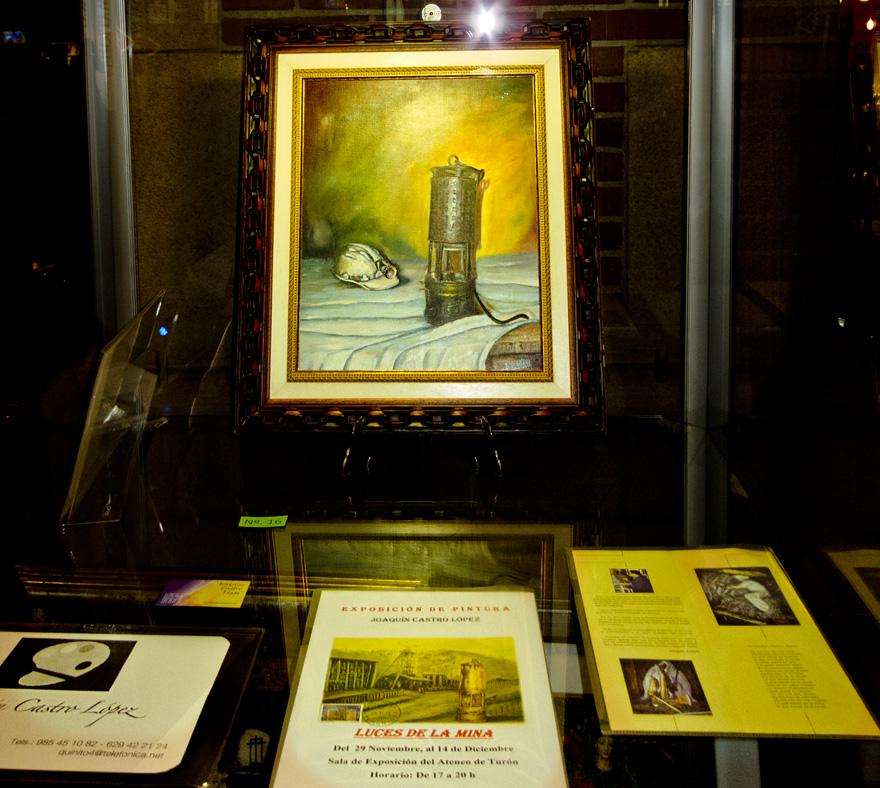 """Exposición """"Luz en la Mina"""" de Joaquín Castro en Parque Principado"""