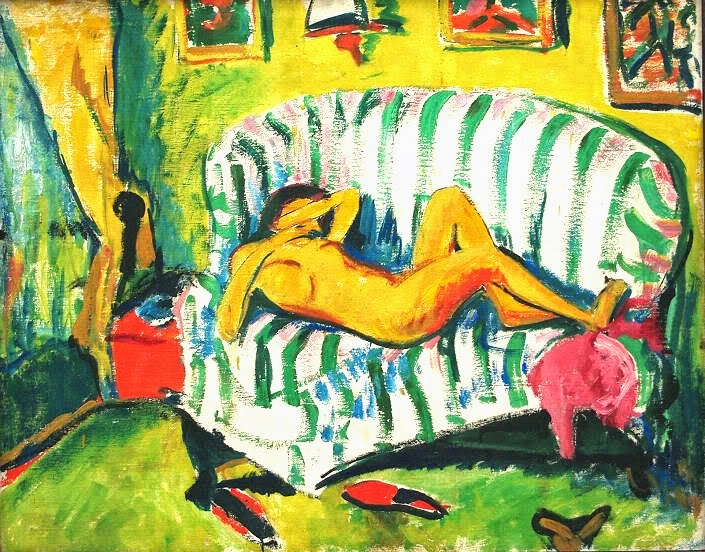 Art Now And Then Erich Heckel