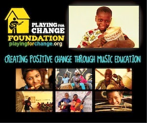 Join to Playing For Change