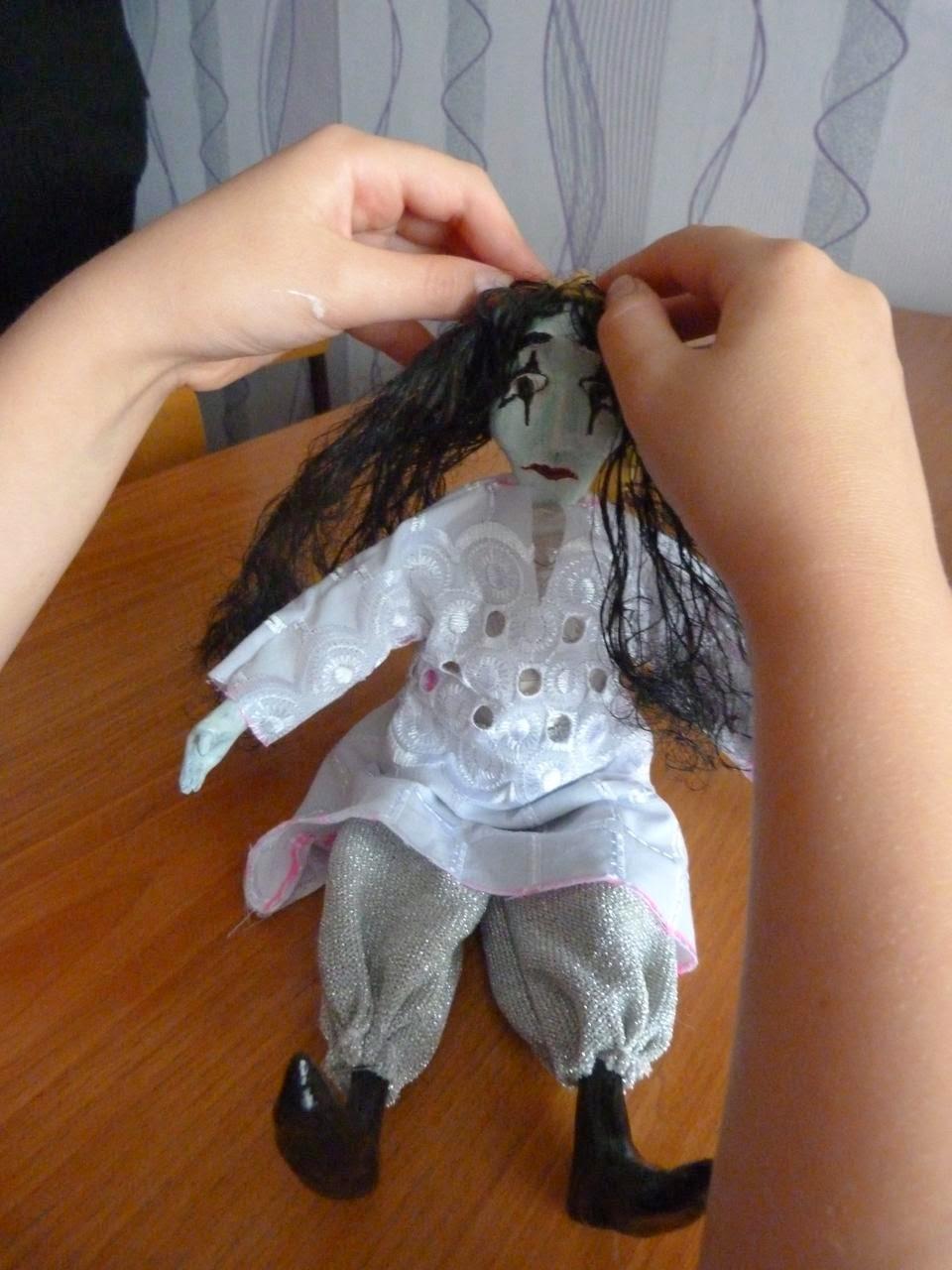 Куклы своими руками Коробочка идей и мастер-классов 23