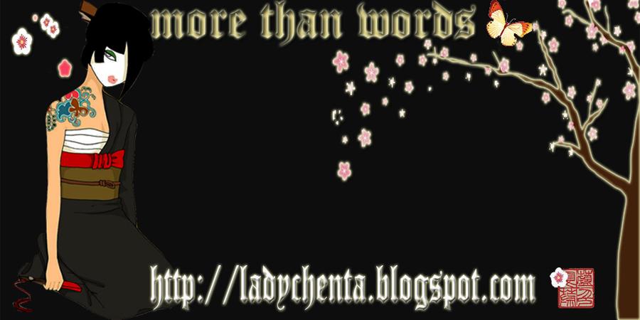 ♥☆More Th@n Words☆♥