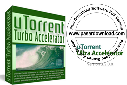 Free Download Software uTorrent Ultra Accelerator v3.5.0.0