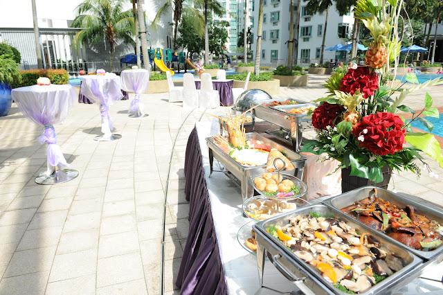 Mei Hao Catering - corporate catering, singapore catering, buffet catering singapore
