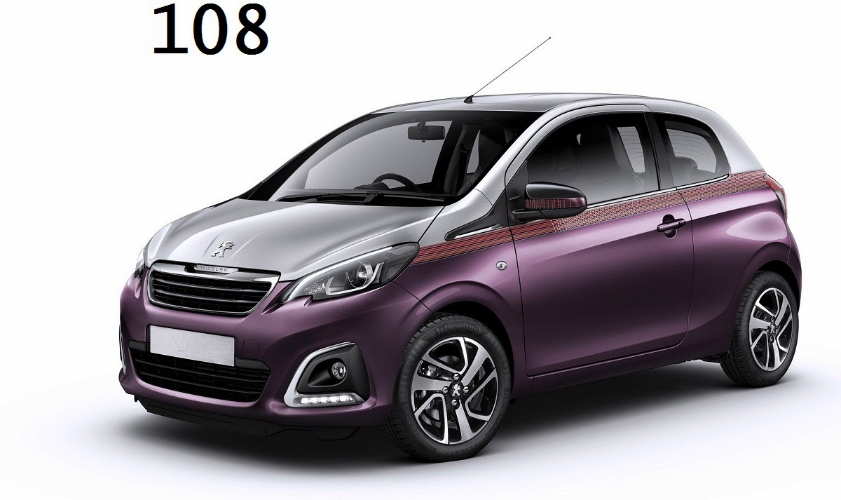2015 peugeot 108 new small city car 2017 2018 best cars reviews. Black Bedroom Furniture Sets. Home Design Ideas