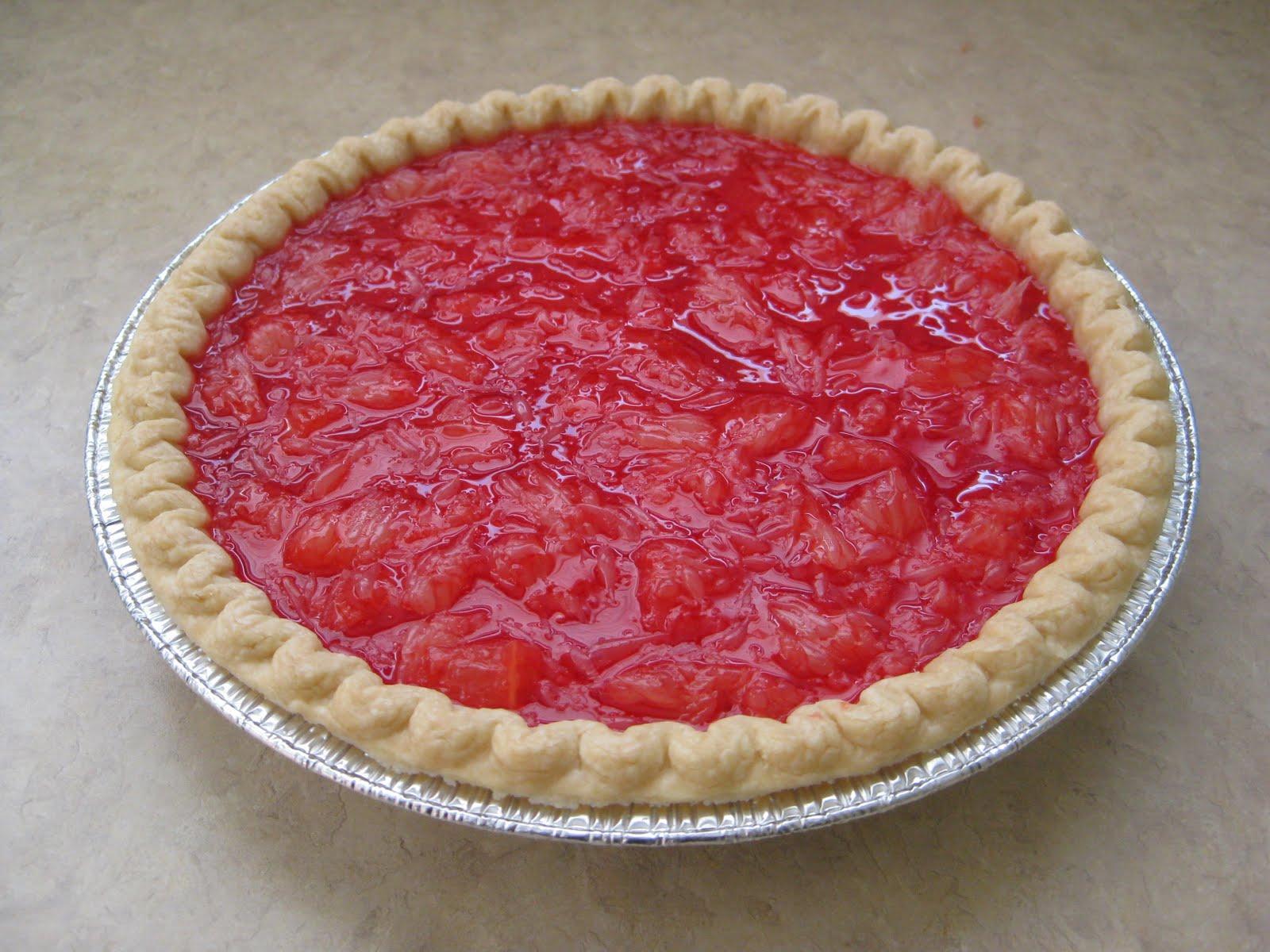 Making a Living: Eat: Grapefruit Pie