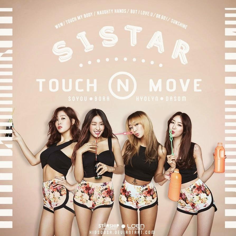 Sistar touch my body xxx version kpop Part 7 10