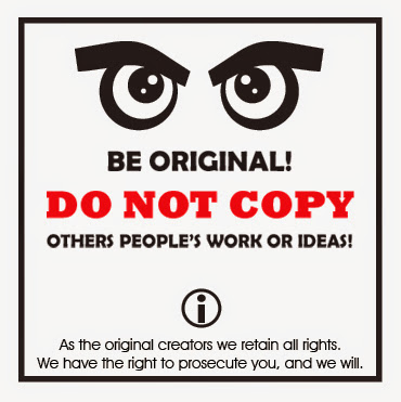 Copy Cat(s) Beware!!