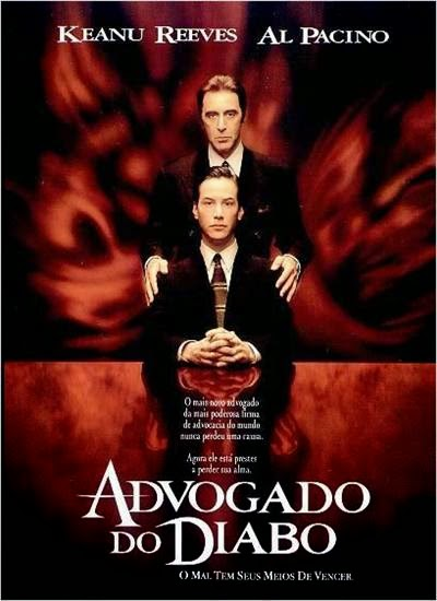 Download Advogado do Diabo AVI Dual Áudio + RMVB Dublado BDRip Torrent