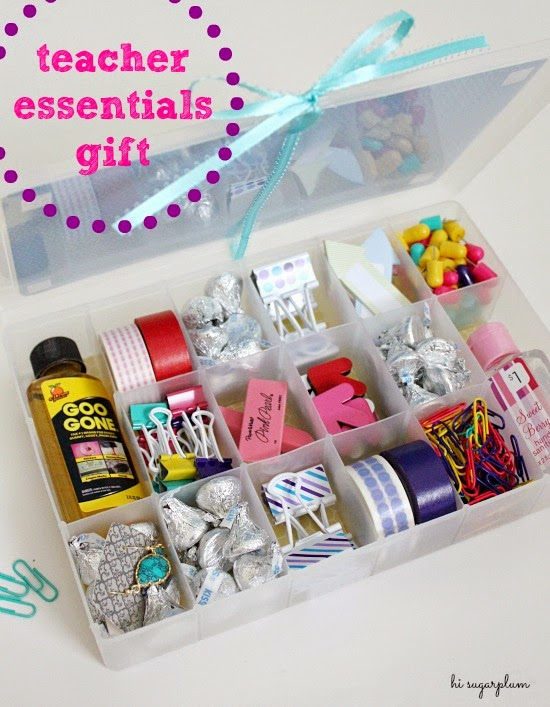 Teacher Essentials Gift  //  WorthingtonLower.com