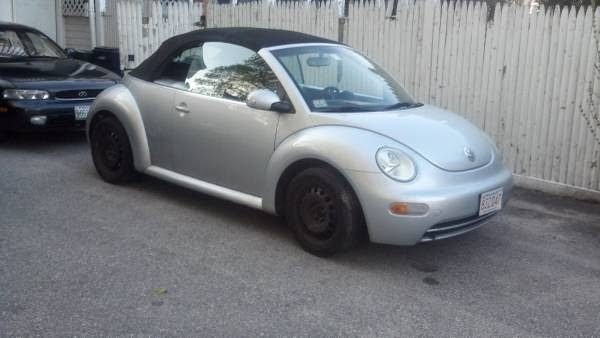 used 2005 volkswagen new beetle convertible by owner. Black Bedroom Furniture Sets. Home Design Ideas