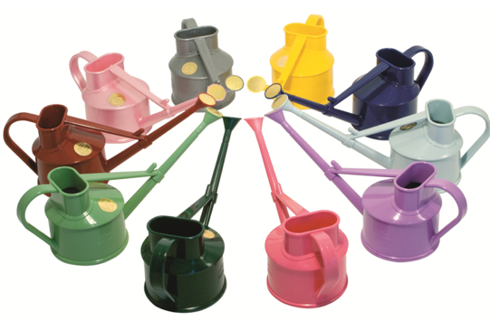 Colorful Watering Cans from Haws