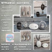 KATOWICE-warsztat biżuteryjny-Wytrawiać każdy może