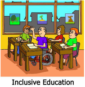 dissertations on barriers to inclusive educations