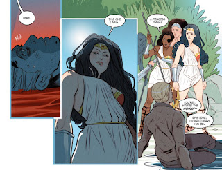 Page 15 of DC Comics Bombshells #2