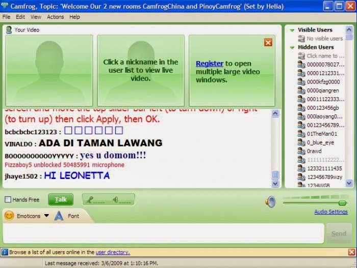 Pak Chat Rooms For Mobile