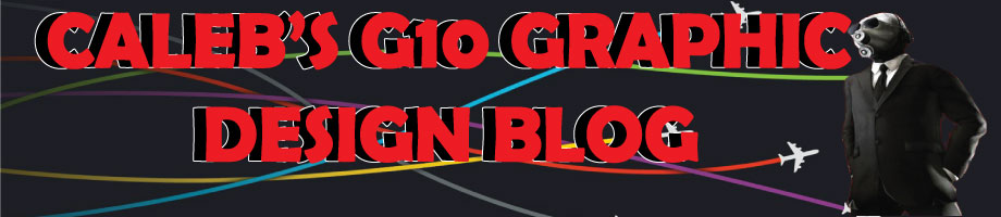 Caleb's G10 Graphic Design Blog