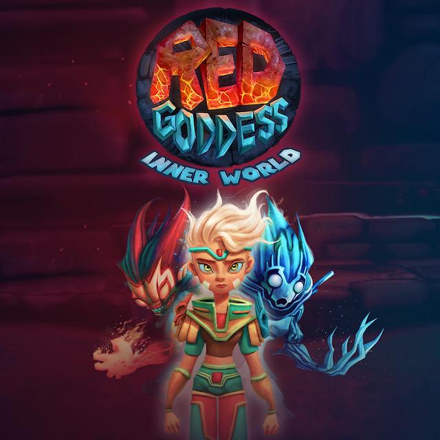La espera ha terminado, el plataformas de exploración Red Goddess llega a PS4