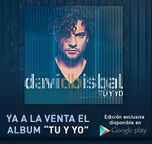 David Bisbal Tu y Yo, google play