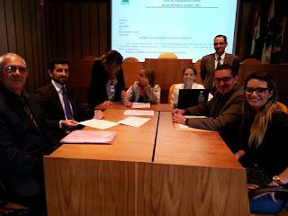 Curso de Direito do UNIFESO Teresópolis realiza simulações judiciais