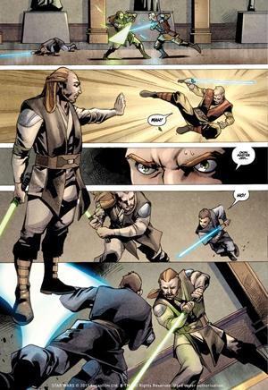 Star Wars: Jedi – The Dark Side 1.