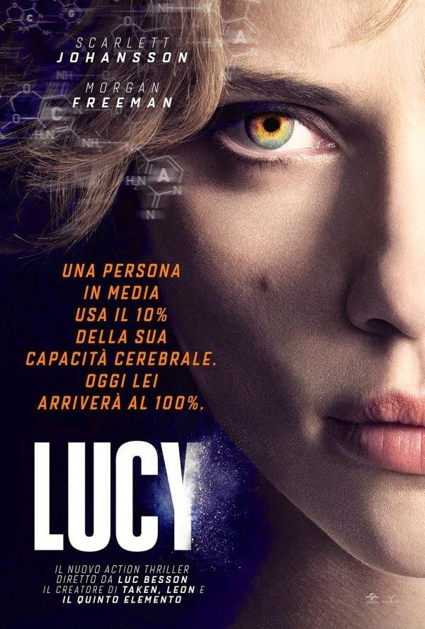 LUCY Manipulasi Fikiran Manusia 100 Ulasan Filem