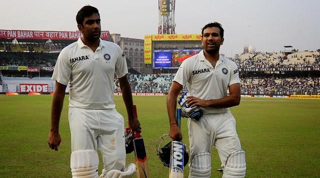 Ashwin-Rohit-Sharma-INDIA-vs-WEST-INDIES-1st-TEST-2013