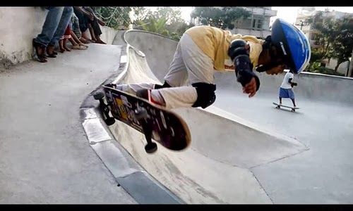 skate parks in Delhi and Banglore