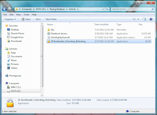Cara mudah unlock bootloader LWW