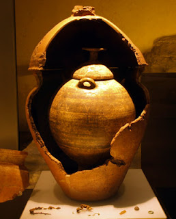 Funeral Urn, Etruscan