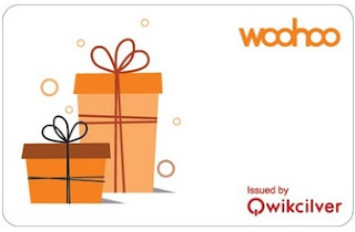Woohoo - Mobile App Gift Card