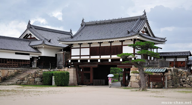 Yagura-mon Gerbang Bersejarah Jepang