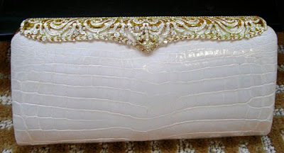 Cleopatra Clutch by lana marks