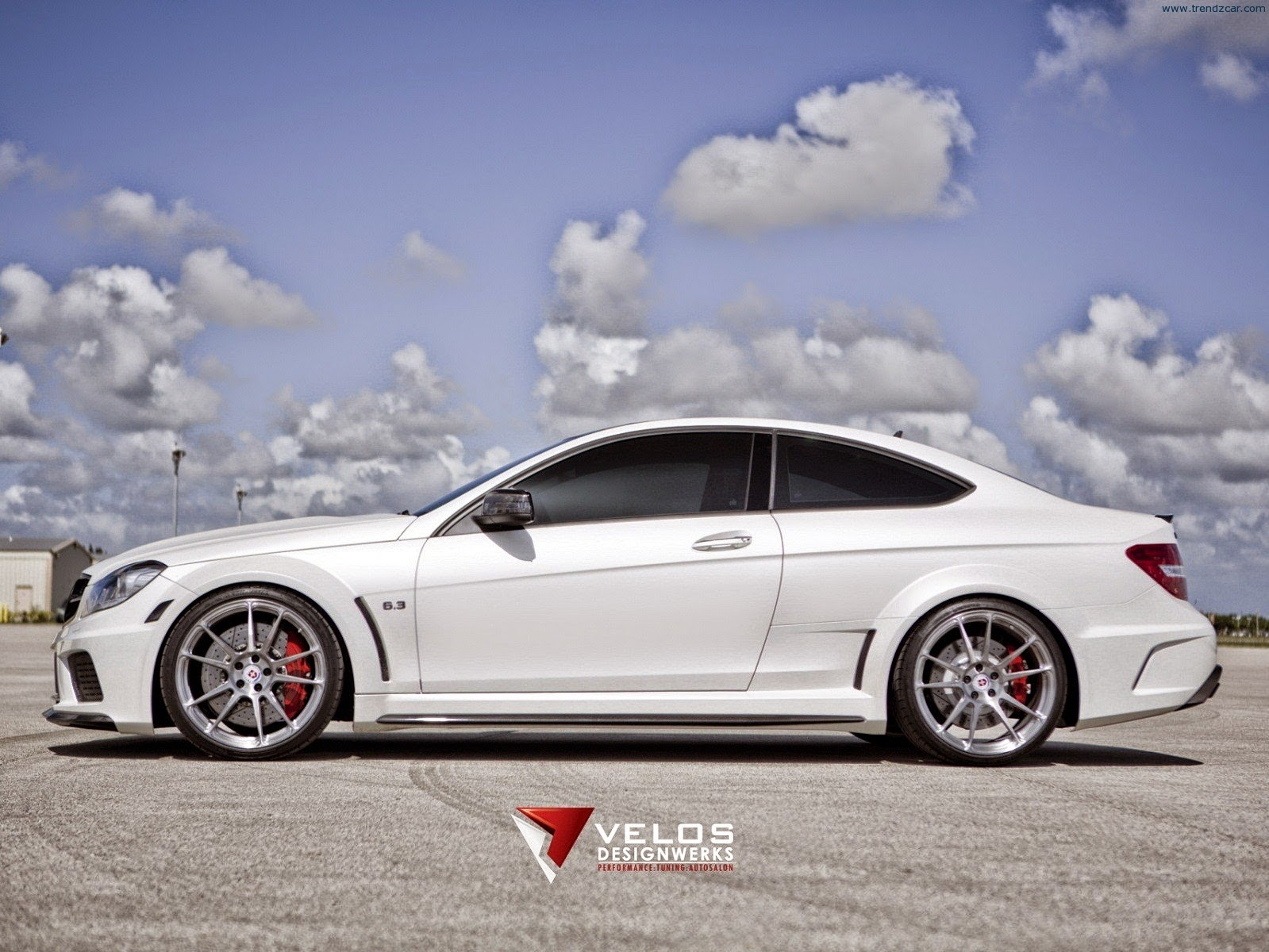 Mercedes benz c63 amg black series by velos designwerks for Mercedes benz s series
