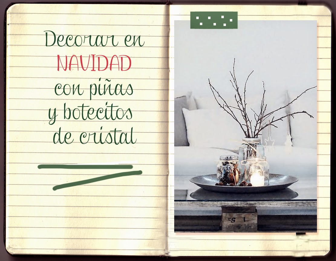 photo-ideas-decoracion-navidad-piñas-botes_de_cristal