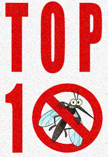 Top 10 anti mosquito tricks