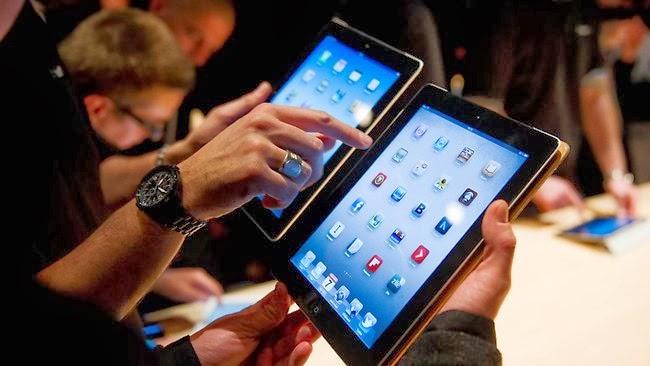 Harga Dan Spesifikasi iPad 3 4G Dan iPad 4