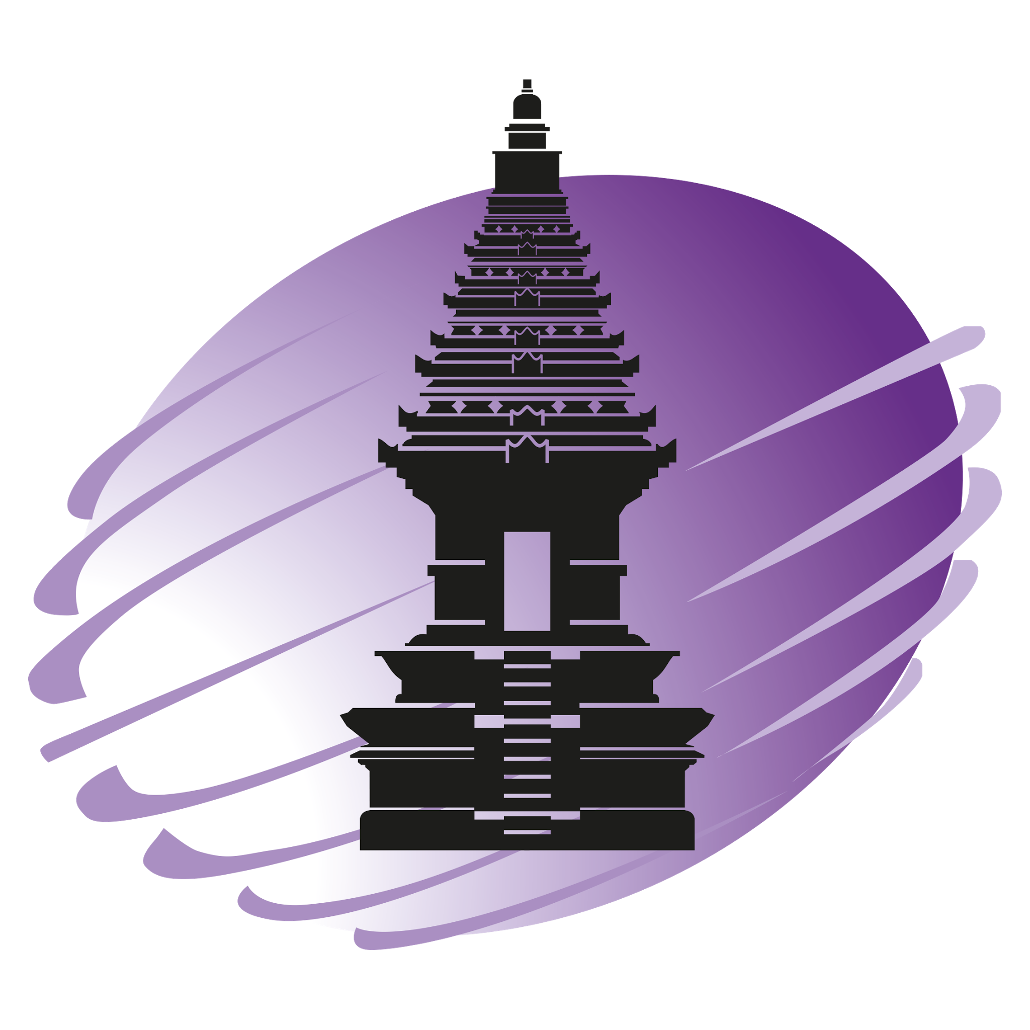 Ministry of Tourism and Creative Economy Republic of Indonesia logo
