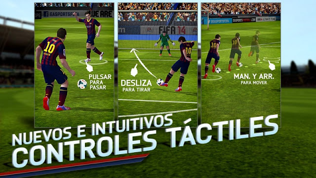 Fifa 14 Full para Android (apk + Datos SD)