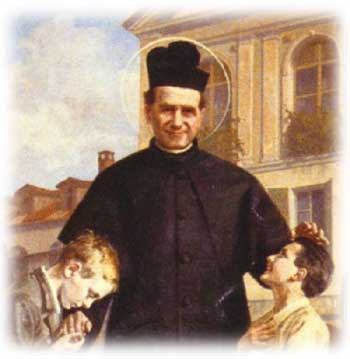 saint john bosco We, the parish community of saint john bosco, proclaim our trust in god's love we welcome all to come together to worship and grow in love of god and neighbor, to.