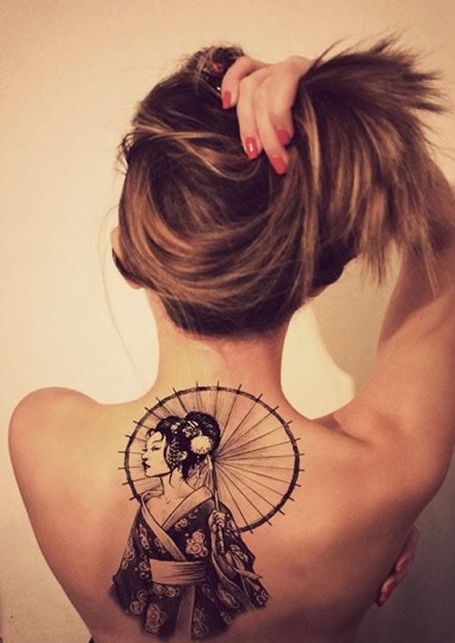 Dicas de tatuagem feminina