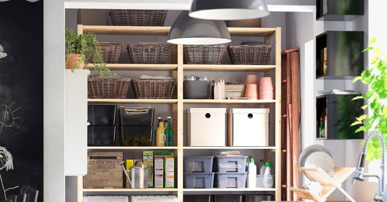 Modern Furniture New Ikea Storage Decorating Ideas 2012