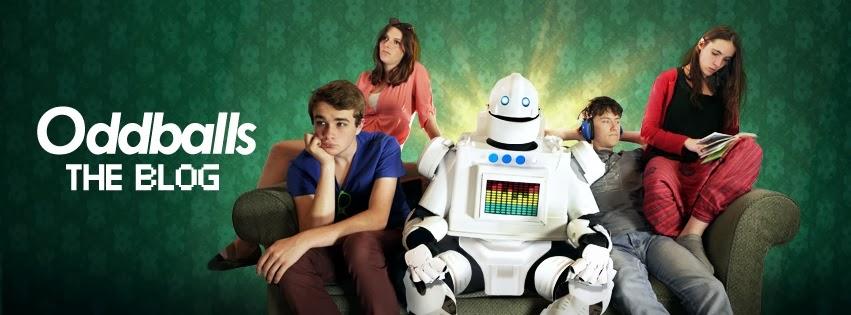 Oddballs TV series: The Blog