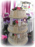 Wedding Cake - Buttercream