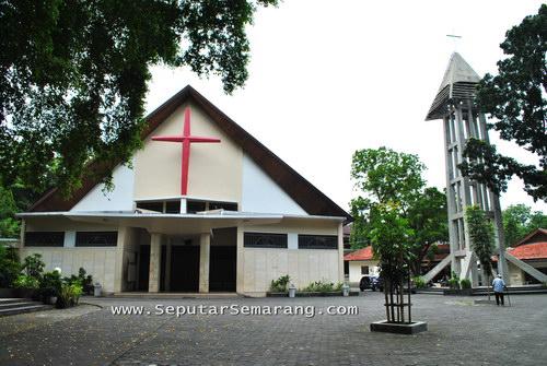 Gereja Katolik Santa Teresia Bongsari
