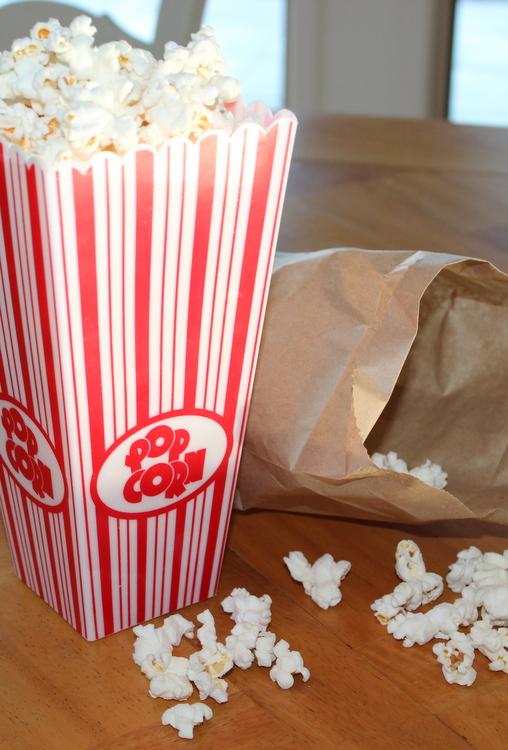 Popcorn Makes Room Smell