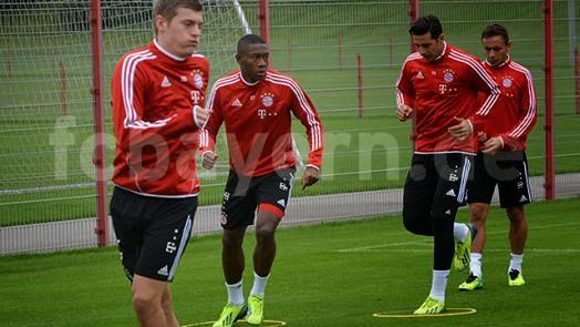 Tim  Bayern Munchen - www.fbet88.com