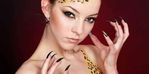 30 Imagenes de maquillaje de fantasia que haran volar tu ...