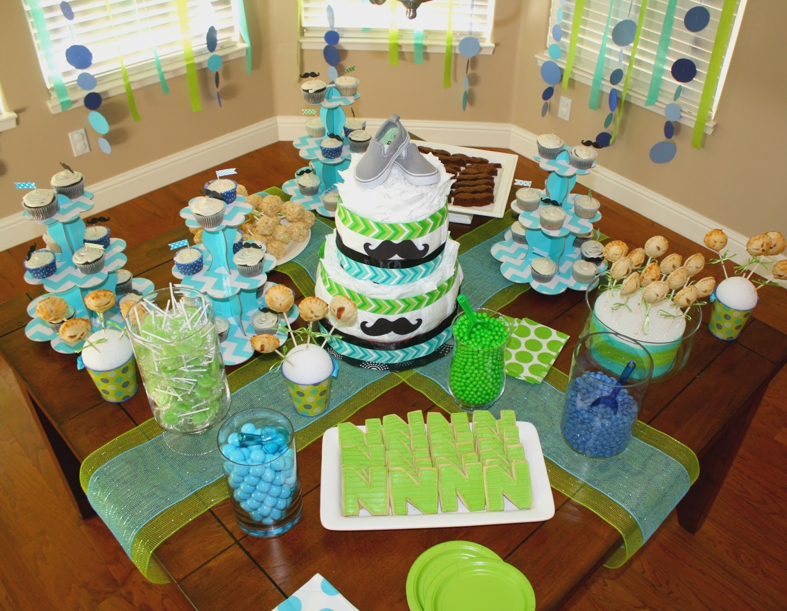 baby shower for nolan